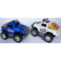 Police Car Toy Candy (101101)