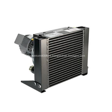 Postenfriadores enfriados por aire para compresores de aire