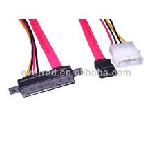 SATA22F (montagem em painel) -SATA7P CABLE (IERC413-001)