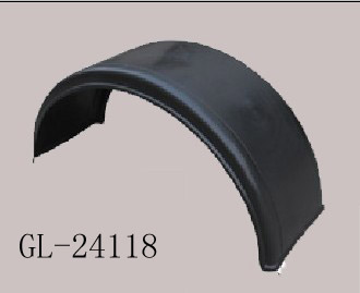 Trailer Parts with Mudguard Mud fenders Hardware