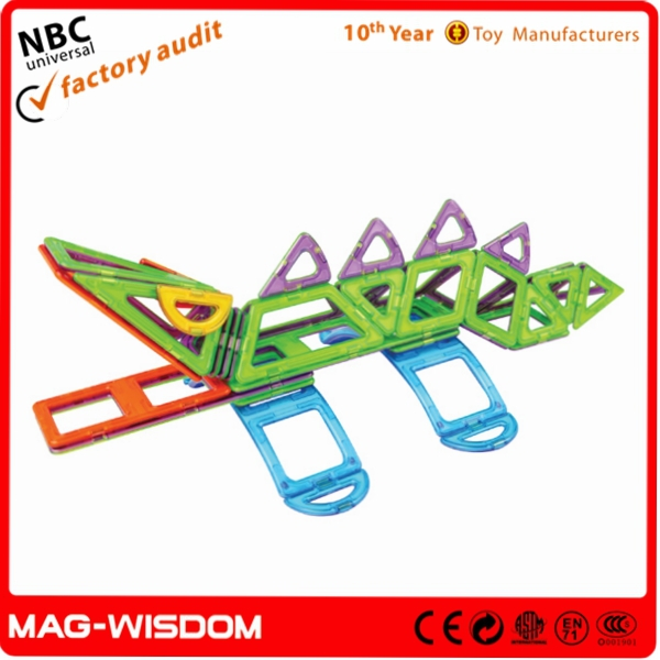 Children Plastic Building Toy
