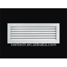 grade de porta para ventilação