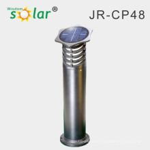estacas de jardín decorativa luz solar cubierta llevó JR-CP48