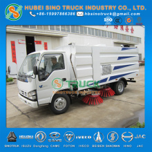 ISUZU 1.5+4cbm Street Sweeper Truck