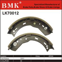 Sans amiante, mâchoires de frein de chariot élévateur de qualité supérieure (Lk70012)