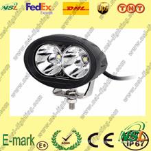 Muito vendido! Luz de trabalho LED 20W, 10-30V DC para condução fora de estrada
