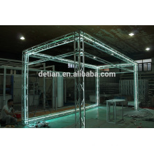 Aluminum truss fast exhibition booth fair exhibition booth exhibition system booth for trade show