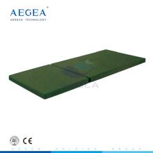 AG-M009 Wasserdichte Krankenhausbett-Übereinstimmung benutzte faltende Matratze