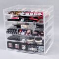 Goedkope acryl make-up organizer laden