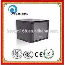 Preço de fábrica 9U servidor parede gabinete rede servidor rack china fornecimento