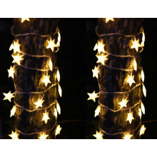 OEM LED Strip Light with Star and Tree Design for Christmas Wedding Decoration