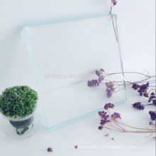 Vidro de segurança endurecido isolado, vidro moderado liso com SGCC