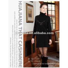 Mode Damen Cashmere stricken Kleider für den Winter