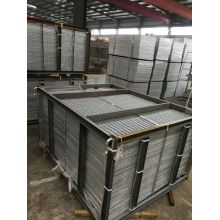 Galvaniserad Plain Steel Bar Grating