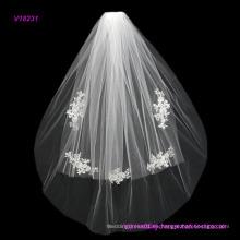 Accesorios de la boda 80cm velo de novia