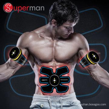 Le corps électrique de produit de stimulation de formation de masquage d'EMS masque le dispositif de massage d'exercice