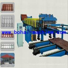 Baumaschinen / Glasierte Fliesenrollenformmaschine