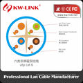 AMP Calidad Original UTP Cat6 Lan Cable