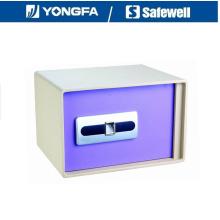 25fpa huella digital caja fuerte para el uso casero Hotel