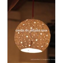 Популярные украшения дома люстры лампы