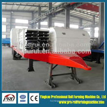 914-750 Automatic Large Roof Span Color Sheet Roll Forming Machine