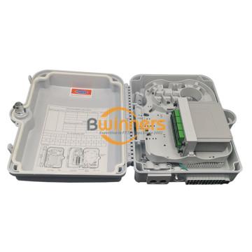 24 Ports Fiber Optic Cable Breakout Box