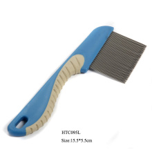 China for Pet Combs HOT stainless steel nit comb lice comb export to Seychelles Supplier