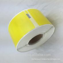 Wholesale rolo de etiqueta de transporte para impressora térmica