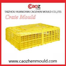 Inyección de plástico fabricante de aves de corral / molde de caja de pollo