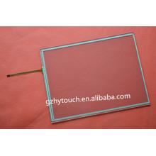 Высокое качество водонепроницаемый резистивный сенсорный экран на заказ приемлемый