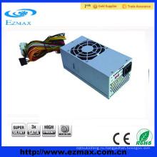 Горячий продавая самый дешевый источник питания ATX 12V V2.3 ПК TFX 250 Вт с бесшумным вентилятором 8 см