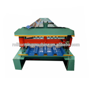 R Panel Bumbung Panel Roll Rolling Machine