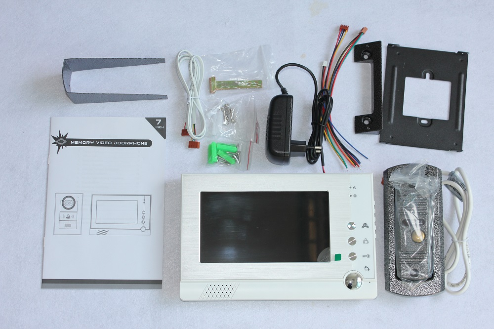 Video Home Intercom System Wired China Manufacturer