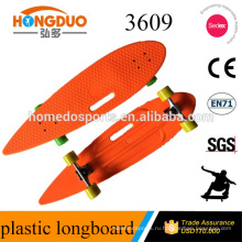 36 дюймов четыре колеса пластиковые скейтборд взрослых скейтборд
