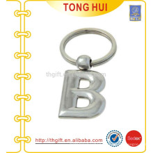 360 Degree Rotatable 3D wholesale metal keychains