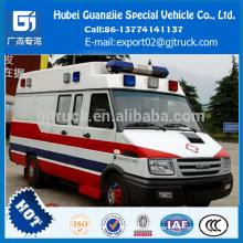 IVECO NJ5044XJHA-1 AMBULANCE CAR / Coche de emergencia IVECO NJ5044XJHA-1 AMBULANCE en venta