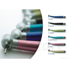 Colorful Dental High Speed Handpiece