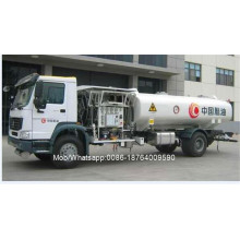 4x2 4x4 RHD Aircraft Jet Refuelling Truck