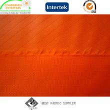 PU beschichtetes Ripstop 100% Polyester 600d kariertes Rucksack-Gewebe
