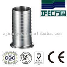 Aço inoxidável Sanitary Clamp Mangueira Nipple (IFEC-CN100001)