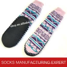 Chaussettes antidérapantes pour femmes