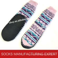 Women′s Anti Slip Home Sock