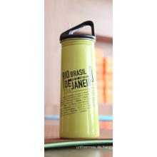 Edelstahl-Doppelwand-Vakuum-Edelstahl-Außenflasche