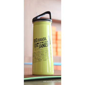 Stainless Steel Double Wall Vacuum Stainless Steel Outdoor Flask