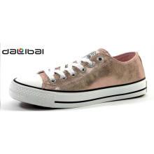$ 8 дешевые оптовые высокого качества высокой лодыжки холст обувь