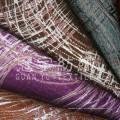 Estofos em tecido Chenille para têxteis-lar
