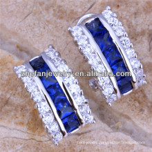 Latest fashion huggie earrings ear cuff wholesale fashion