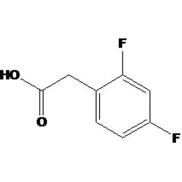 2, 4-Difluorophenylacetic Acid CAS No.: 81228-09-3