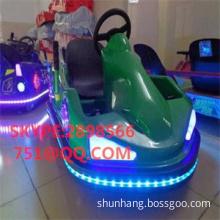 indoor playground game drifit bumper car