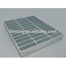 rejilla de acero galvanizado suelo estándar